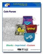 2011 Lenticular Coin Purses Catalog