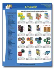 2011 Lenticular Products Summary for Clients