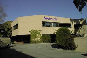 Lantor, Ltd.'s 3D lenticular printing corporate office, located in Lomita, CA