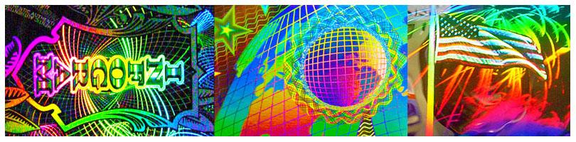 Lenticular Holographic Effect - Lantor Ltd Glossary