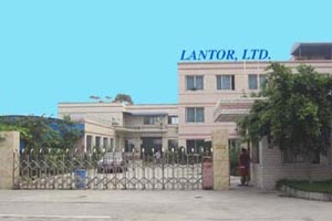 Lantor, Ltd's lenticular printing factory, located in Cheng Du province, China