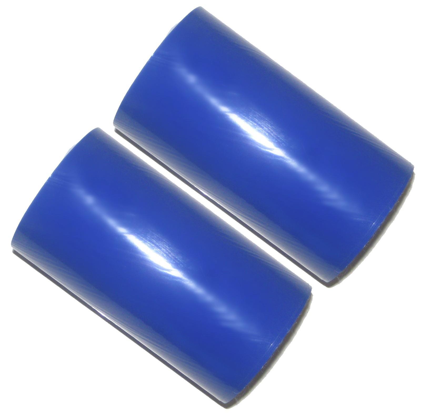 Hot Foil Stamp Rolls Blue