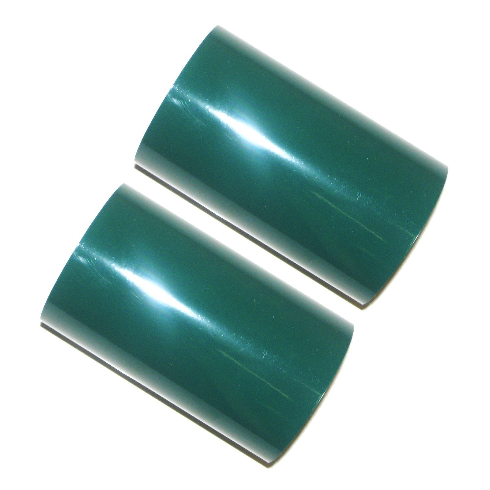 Hot Foil Stamp Rolls Dark Green