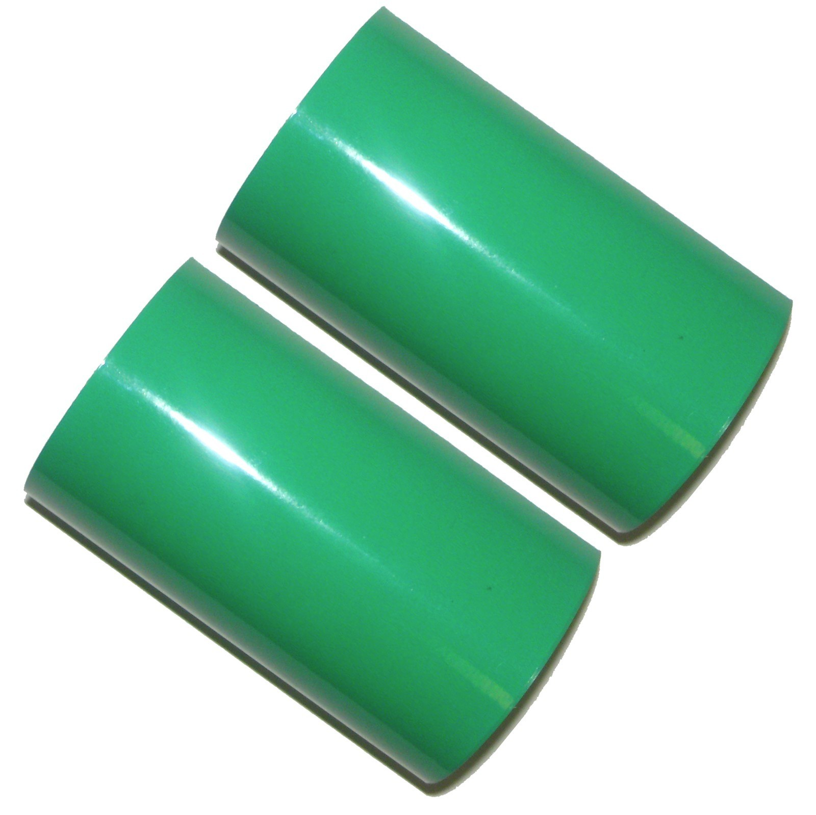 Hot Foil Stamp Rolls Green