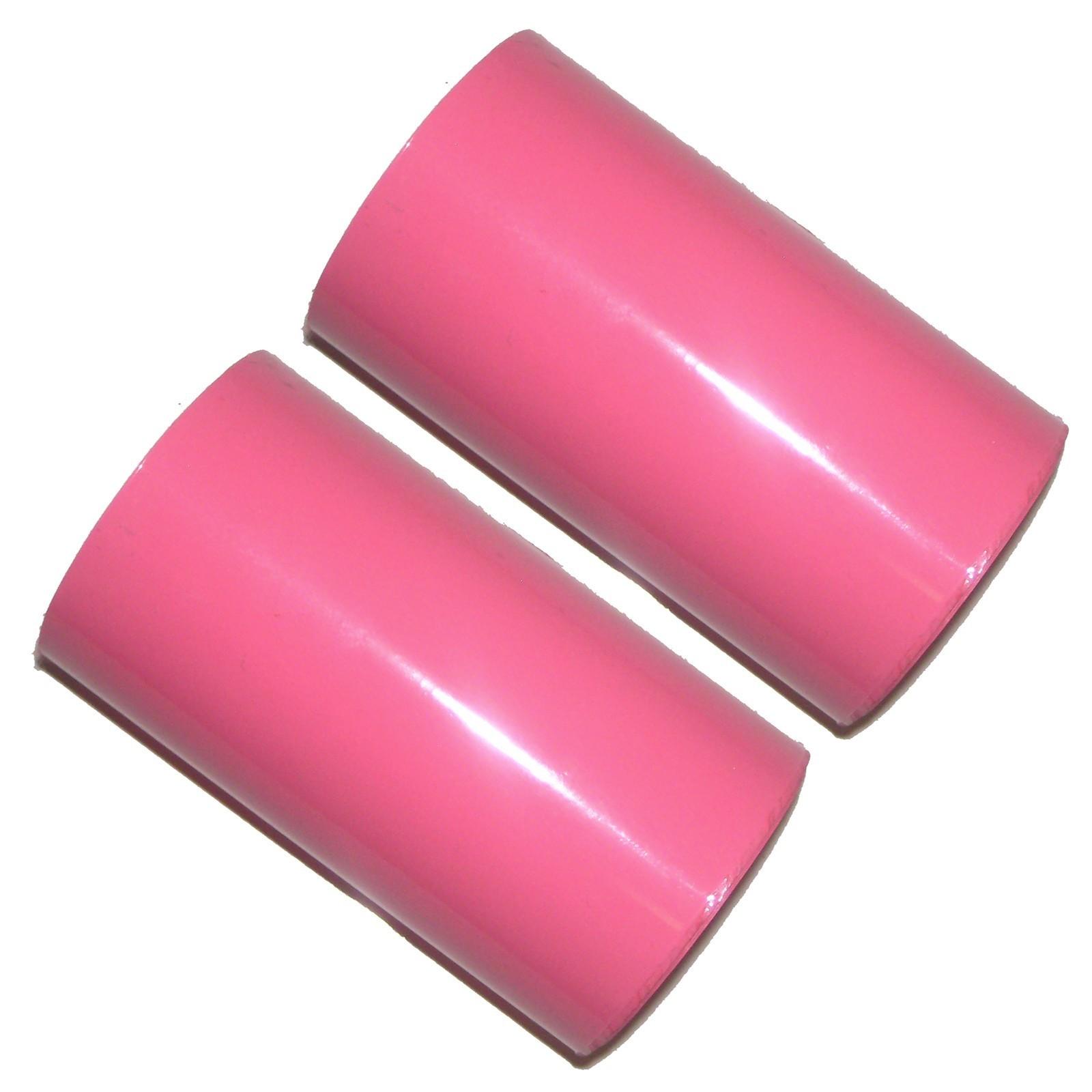 Hot Foil Stamp Rolls Pink