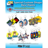 FL115 Key Chain E-Flyer