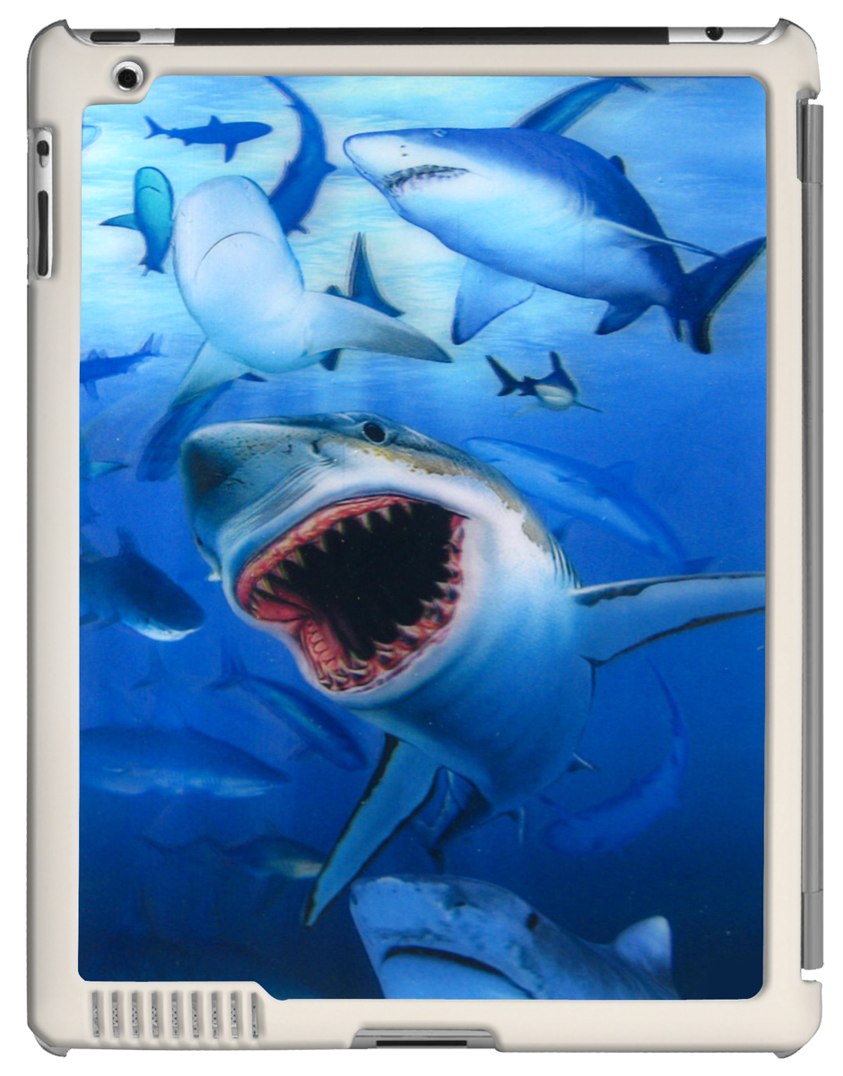 3D Lenticular iPad 2 and iPad 3 Case