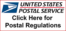 USPS Postal Regulations